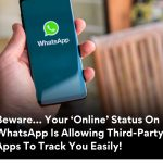 WhatsApp is allowing third party apps to track you easily